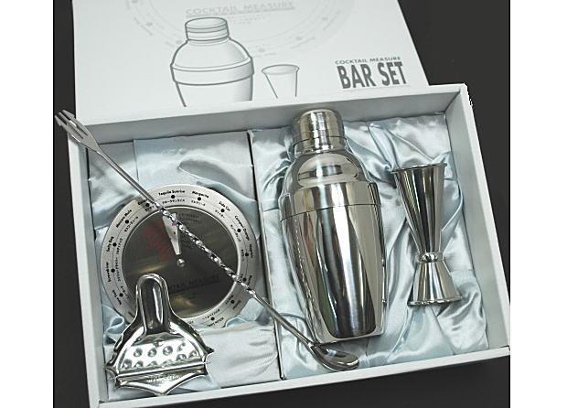カクテルセット5PCS(BAR SET)